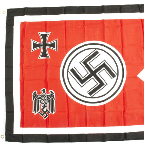 German WWII Flag: Chief of High Command Armed Forces
