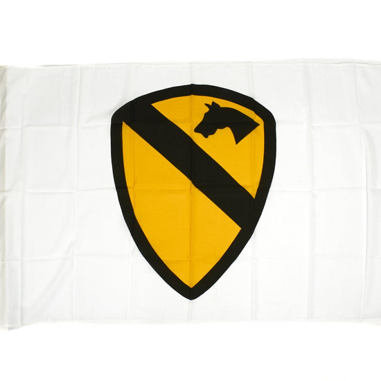 U.S. Army 1st Cavalry Division Flag 3' x 5' New Made Items