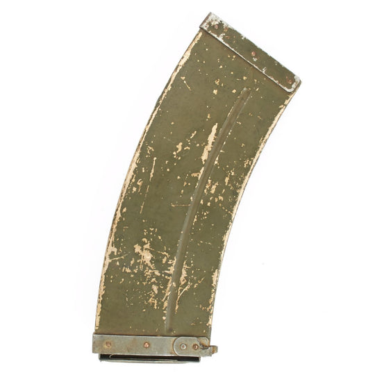 Original WWII 8mm Madsen LMG Magazine