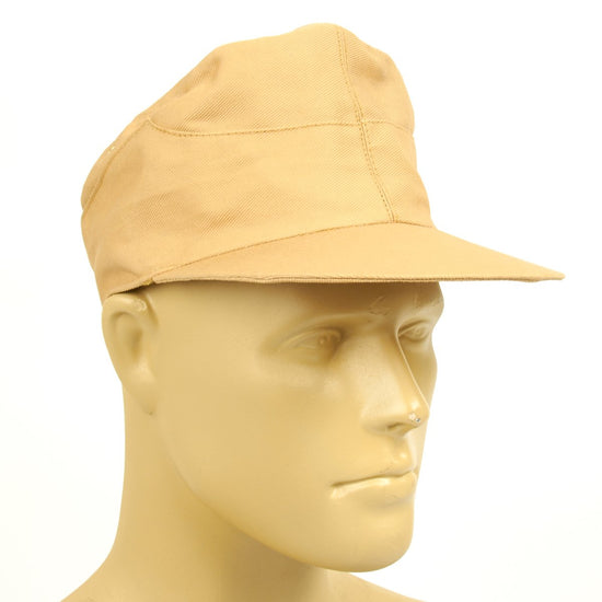German WWII Afrika Korps Forage Cap M43 Einheitsfeldmütze New Made Items