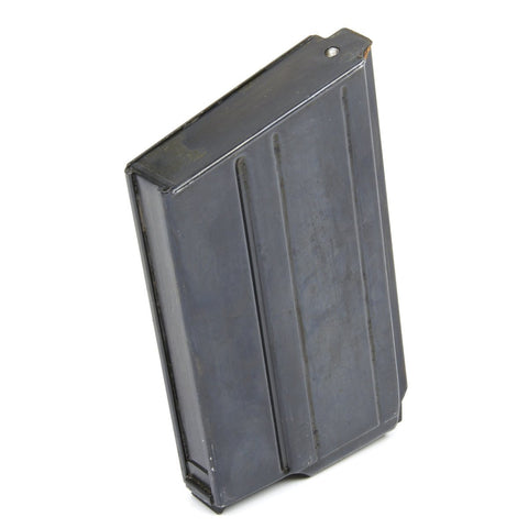 Original German WWII ZB26 ZB30 LMG 7.92 mm Box Magazine- WWII Marked Original Items