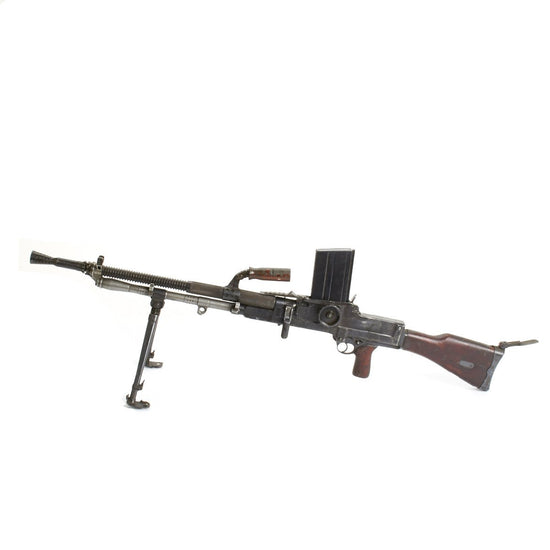 Original WWII Czech ZB-30 German MG30(t) Display LMG