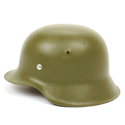 Original German WWII M42 Stahlhelm Steel Helmet- Shell Size 62