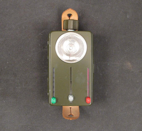 German Bundeswehr Cold War Flashlight Original Items