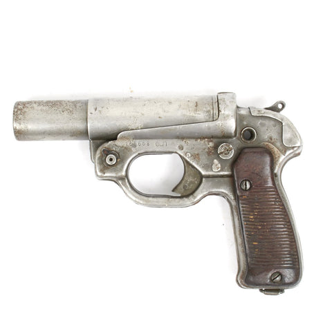 Original German WWII LP-42 Signal Flare Pistol