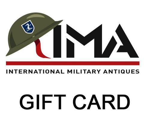 Gift Card International Military Antiques