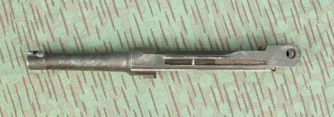 German WW2 P.08 Luger Barrel And Extension