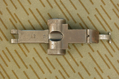 German Luger WW2 Front and Rear Toggle Assembly
