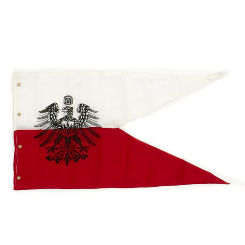 Imperial German Winter Lance Pennant
