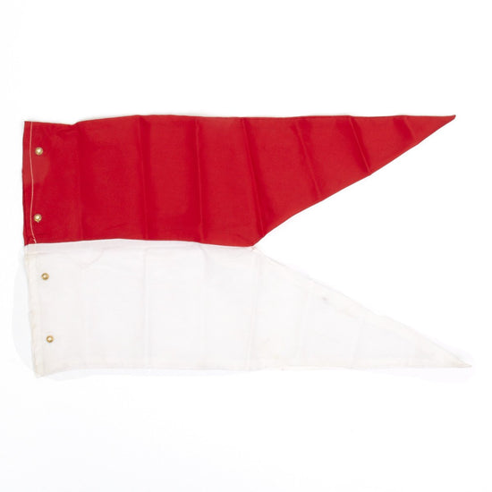 Napoleonic Wars Red and White Lance Pennant New Made Items