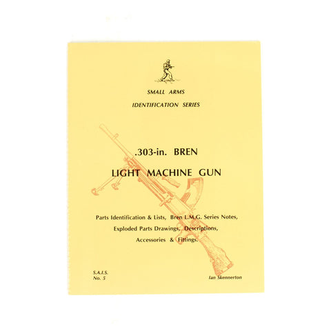 Book: Small Arms ID by Ian Skennerton: Bren LMG