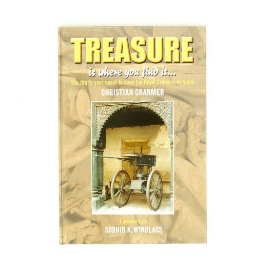 Book: Treasure Is Where You Find It New Made Items
