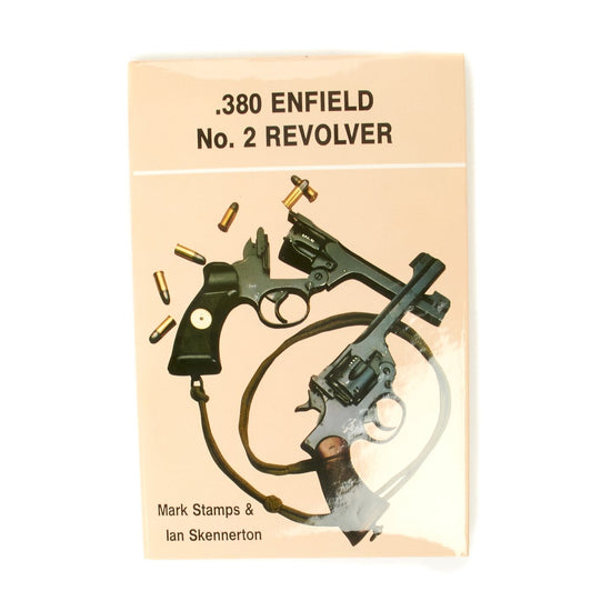 Book: .380 Enfield No. 2 Revolver (Hardcover) New Made Items
