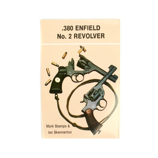 Book: .380 Enfield No. 2 Revolver (Soft Cover) New Made Items