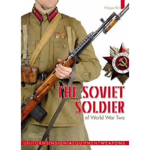Book: The Soviet Soldier 1941-1945 (Hardcover)