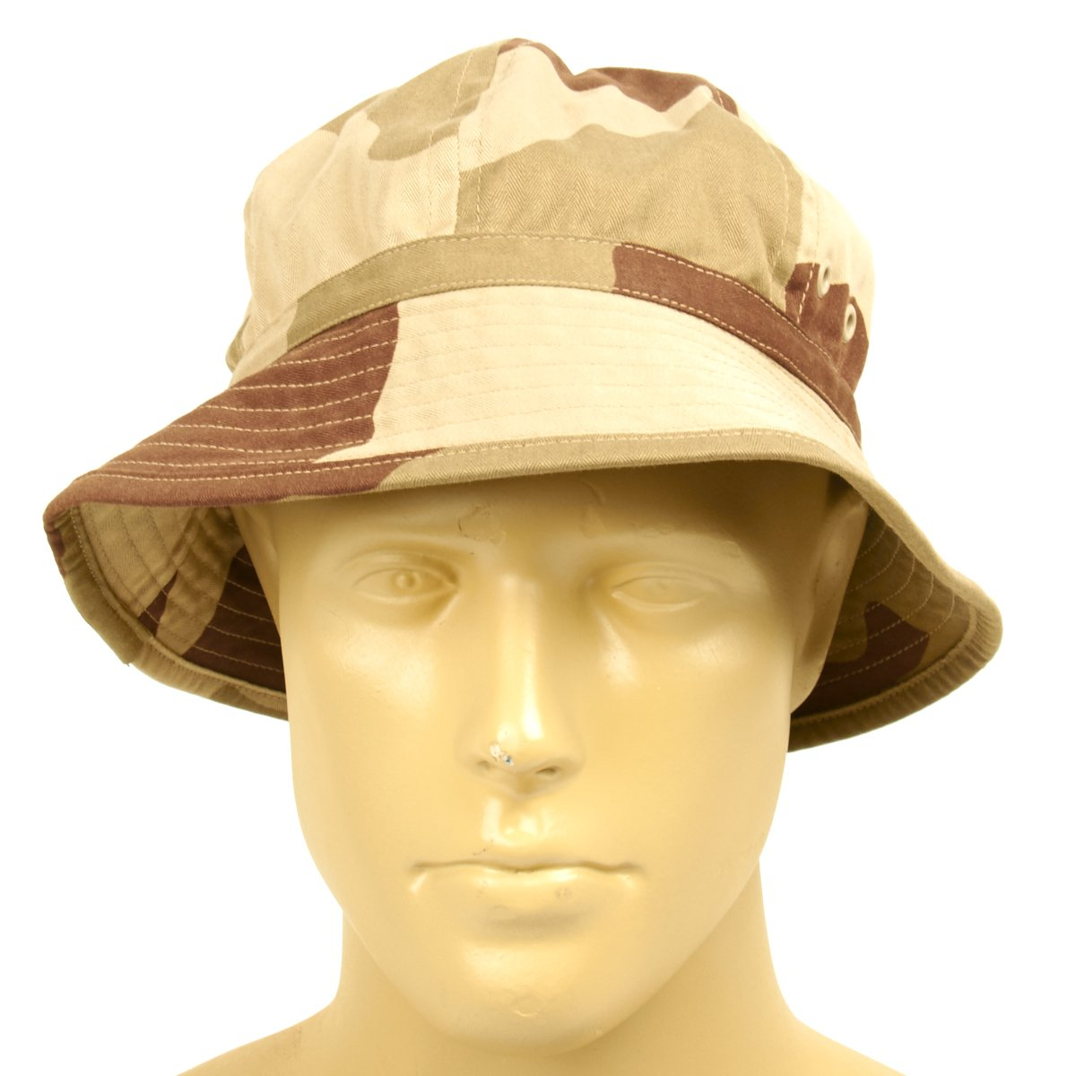 dd7b76cd9069d Prev · Original French Foreign Legion Desert Camouflage Boonie Sun Hat. Tap  to expand