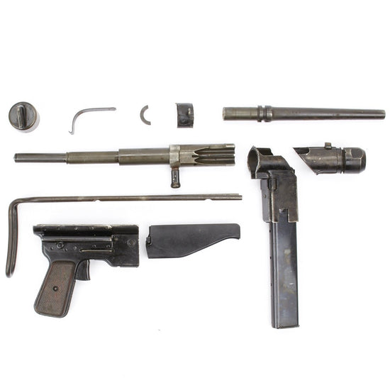 Original FBP 9mm SMG Parts Set with German MP 40 Interchangeable Bolt & Recoil System