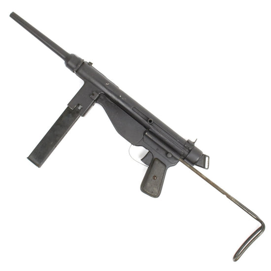 Original FBP 9mm Display Submachine Gun Original Items