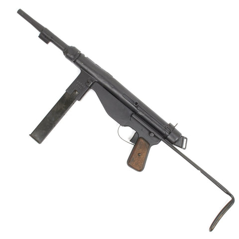 Original FBP 9mm Display Submachine Gun with Bayonet Lug Original Items