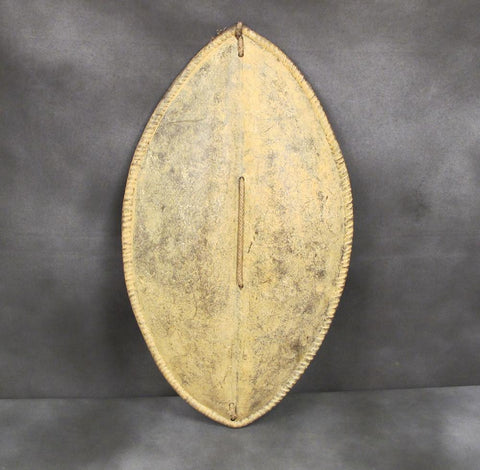 "Sudanese Mahdi Warrior Shield from ""The Four Feathers""- Long Oval Shape"