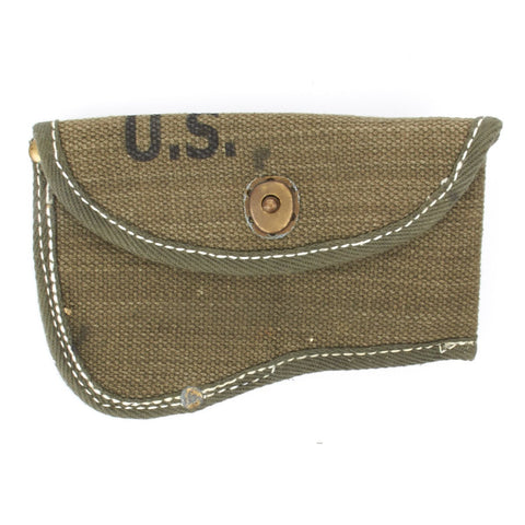 U.S. WWII Axe and Hatchet Canvas Cover Carrier