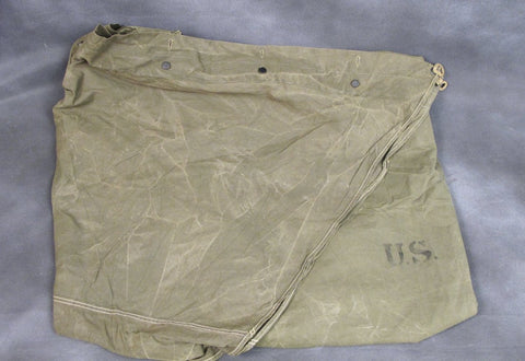 U.S. WWII Shelter Half Pup Tent Original Items