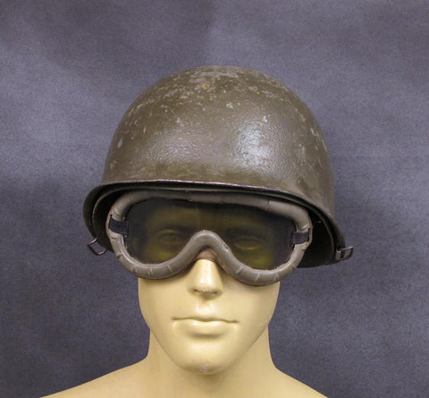 U.S. WWII Tanker Goggle: Polaroid All Purpose Goggle No. 1021