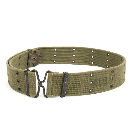 Original U.S. Style M1956 Individual Equipment Pistol Belt