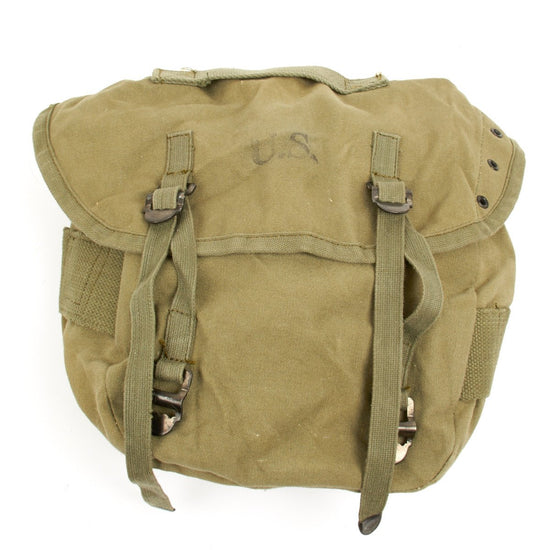 Original U.S. Vietnam War M1961 Buttpack Original Items
