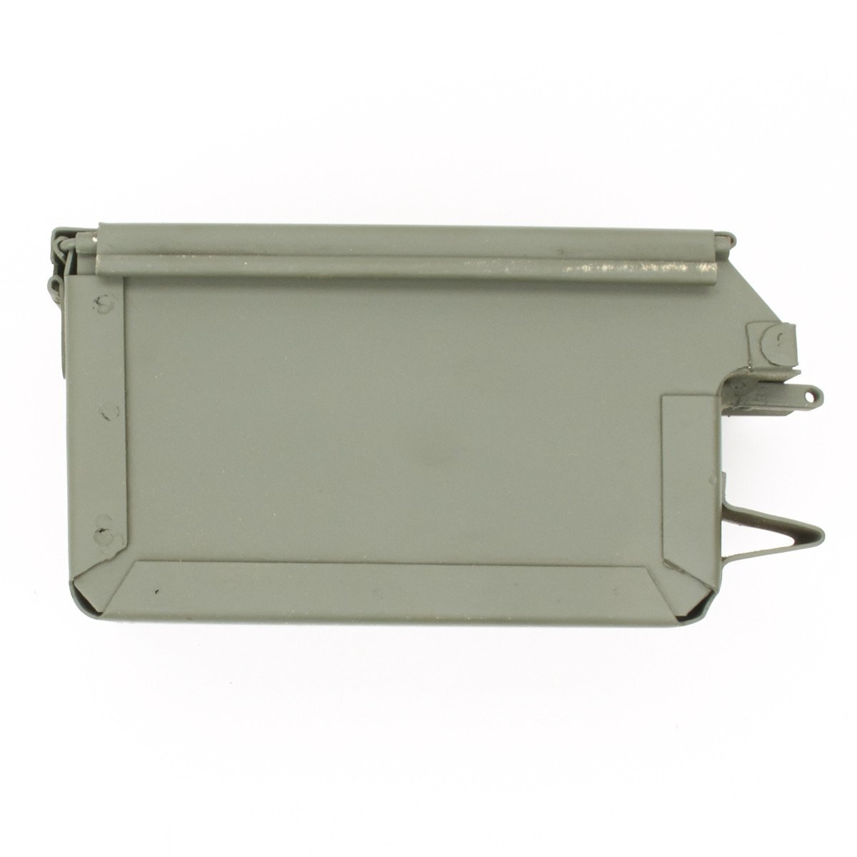 U S  WWII Browning  30 Cal 1919A4 Feed Tray 100 Round Ammo