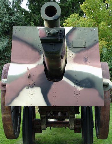 WWI 155m Howitzer Original Items