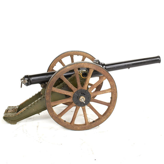 Original British RML 2.5 inch Jointed Mountain Cannon- The Screw Gun