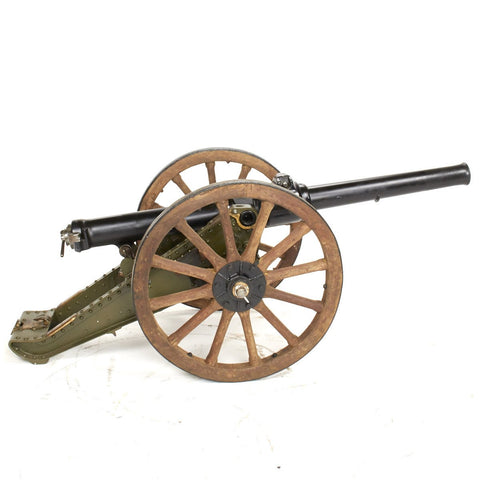 Original British RML 2.5 inch Jointed Mountain Cannon- The Screw Gun Original Items