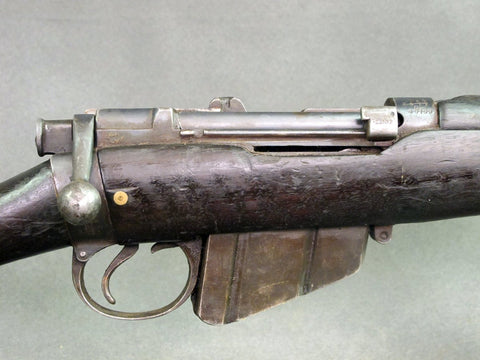 Original British .22 Short Rifle Mk III Dated 1897