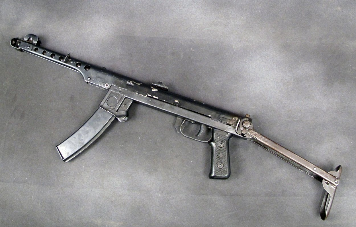 Russian PPS 43 Dummy SMG – International Military Antiques