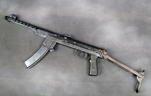 Russian WWII PPS-43 Display SMG Original Items