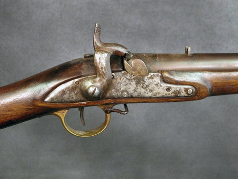 "British East India Company ""Model A"" Percussion Musket Circa 1839"