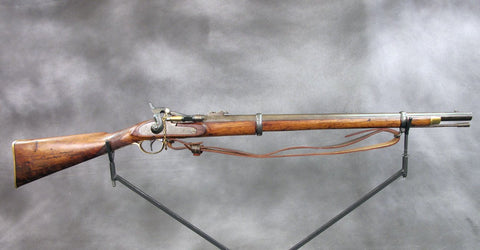 British P-1864 Snider Two Band Short Rifle- Cleaned & Complete