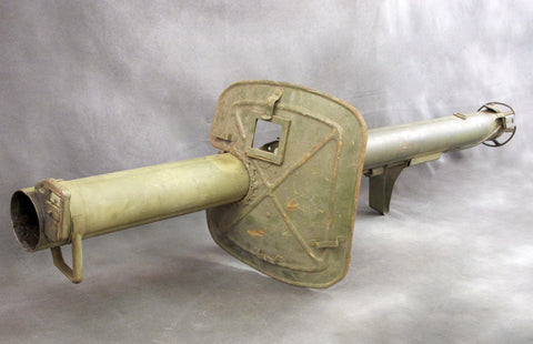 Original German WWII Panzerschreck Anti-Tank Rocket Launcher