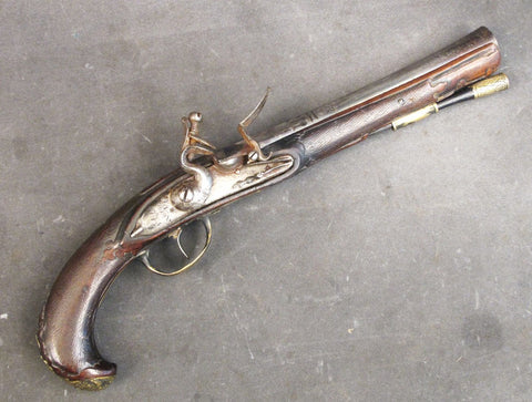 Original 18th Century Flintlock Blunderbuss from St. Petersburg Russia Original Items