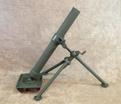 Original U.S. Style 60mm Display Mortar Original Items