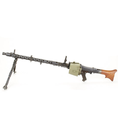 German German WWII MG 34 Display Machine Gun with Accessories- Dated 1944