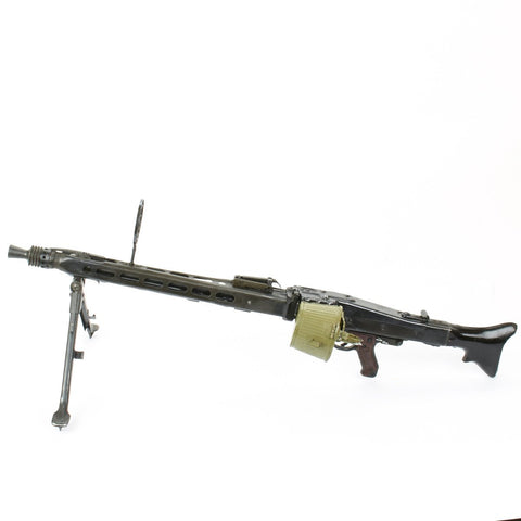 Original German WWII MG 42 Display Machine Gun- Marked ar