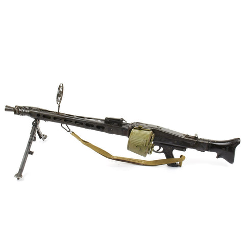 Original German WWII MG 42 Display Machine Gun- Marked dfb Dated 1943