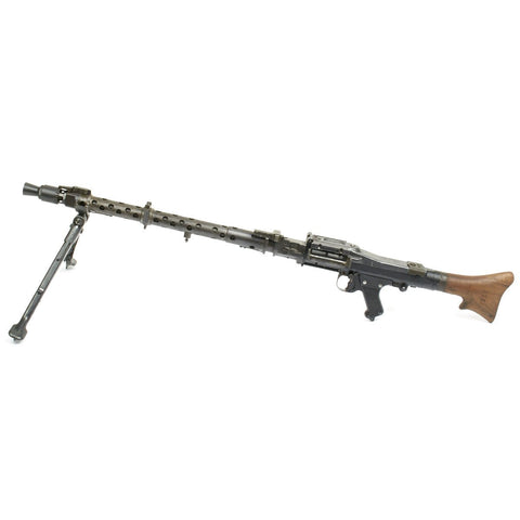 Original German WWII MG 34 Display Machine Gun - Marked ar, dated 1940