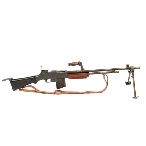 Original U.S. Browning 1918A2 BAR Display Gun