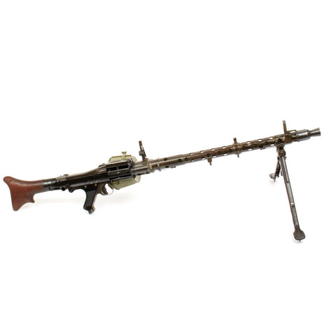 German German WWII MG 34 Display Machine Gun - marked dot 1945