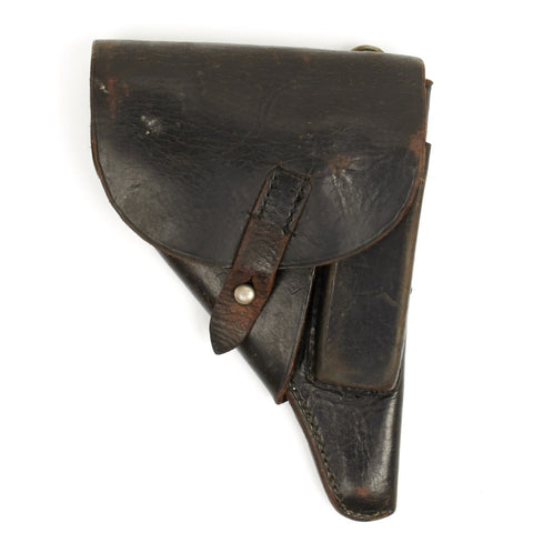 Original German P38 Leather Holster Marked Wunderlich Berlin 1963