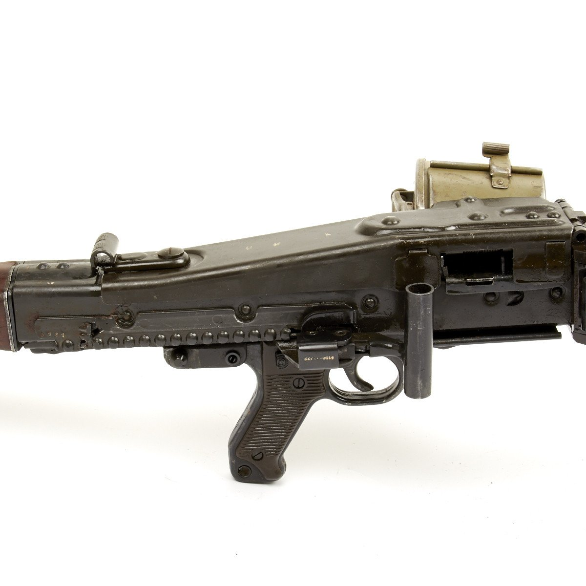 Image result for german machine gun mg 42 top cover
