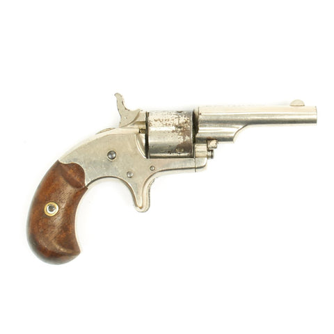 Original 1872 Colt .22 Open Top Pocket Model Revolver - Serial No 5646